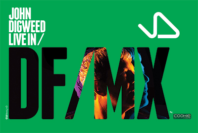 John Digweed en Mexico